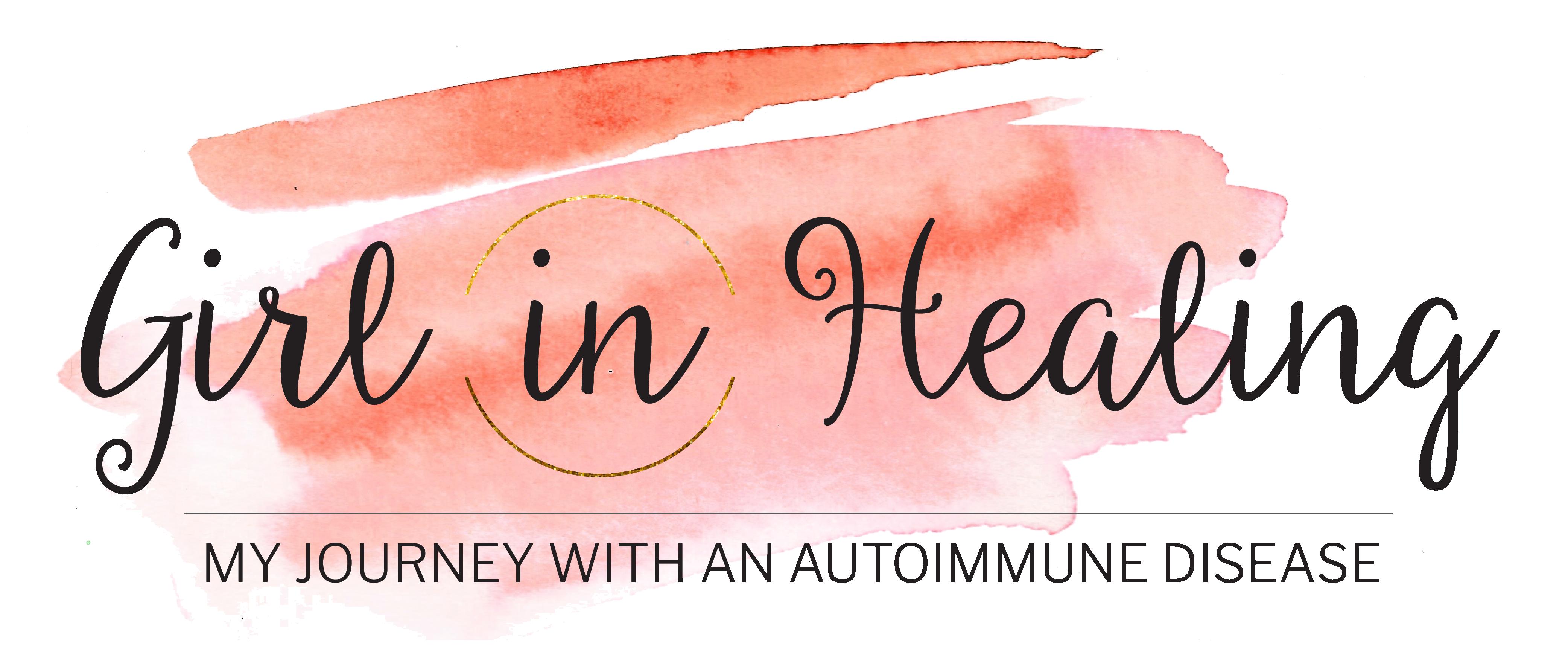 Girl in Healing